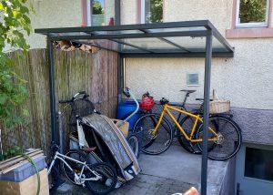 Metallbau Basel – Velounterstand