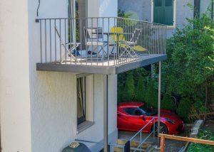Stahlbau Basel – Balkonbau