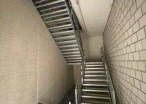 Stahlbau Basel – Fluchttreppe
