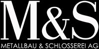M&S Metallbau & Schlosserei AG Logo